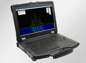 Outdoor Spectrum-Analyser